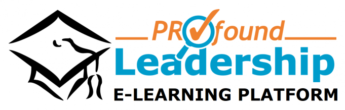 E Learning Platform Logo - PROfound Leadership - Professional Development - Leadership Skills